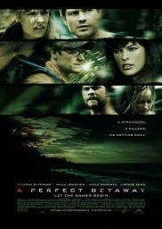 Random Movie Pick - A Perfect Getaway 2009 Poster