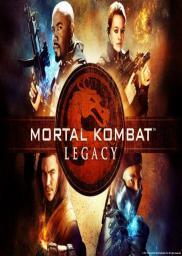Random Movie Pick - Mortal Kombat 2011 Poster
