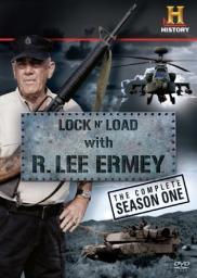 Random Movie Pick - Lock 'N Load with R. Lee Ermey 2009 Poster