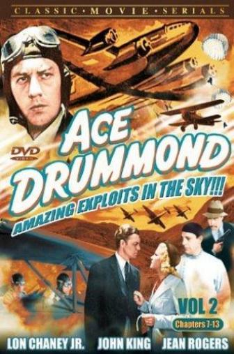 Random Movie Pick - Ace Drummond 1936 Poster