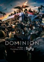 Random Movie Pick - Dominion 2014 Poster