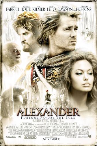 Random Movie Pick - Alexander 2004 Poster