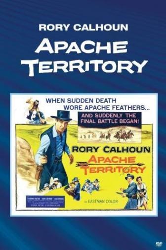 Random Movie Pick - Apache Territory 1958 Poster