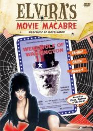 Random Movie Pick - The Werewolf of Washington 1973 Poster