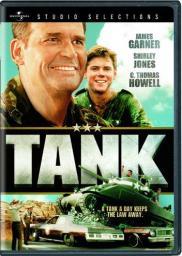 Random Movie Pick - Tank 1984 Poster