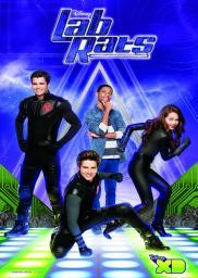 Random Movie Pick - Lab Rats 2012 Poster
