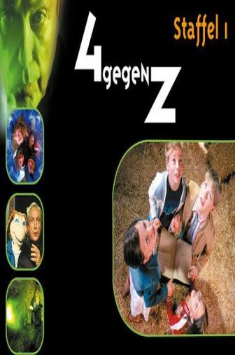 Random Movie Pick - 4 gegen Z 2005 Poster
