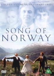 Random Movie Pick - Song of Norway 1970 Poster