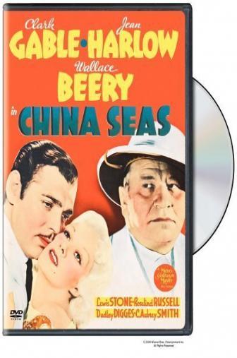 Random Movie Pick - China Seas 1935 Poster