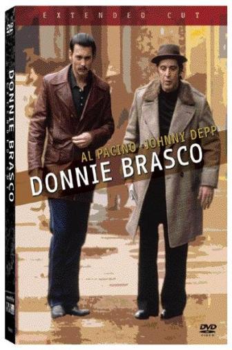 Random Movie Pick - Donnie Brasco 1997 Poster