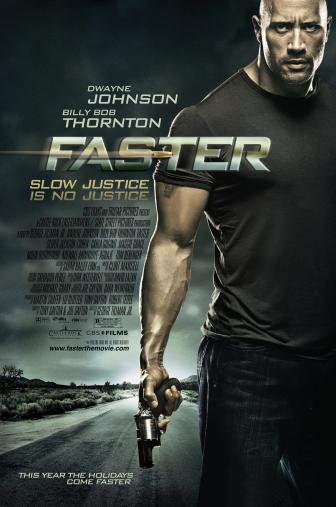 Random Movie Pick - Faster 2010 Poster