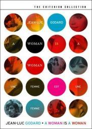 Random Movie Pick - Une femme est une femme 1961 Poster