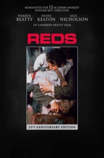 Random Movie Pick - Reds 1981 Poster