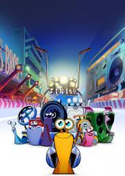 Random Movie Pick - Turbo FAST 2013 Poster