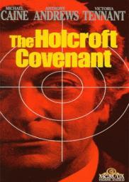 Random Movie Pick - The Holcroft Covenant 1985 Poster