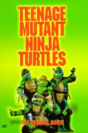 Random Movie Pick - Teenage Mutant Ninja Turtles 1990 Poster