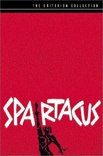 Random Movie Pick - Spartacus 1960 Poster