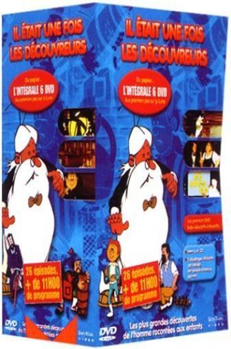 Random Movie Pick - Il était une fois... les découvreurs 1994 Poster