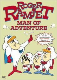 Random Movie Pick - Roger Ramjet 1965 Poster