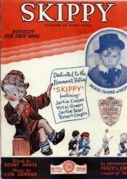 Random Movie Pick - Skippy 1931 Poster