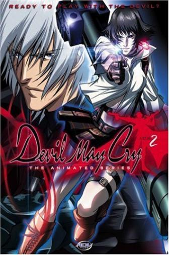 Random Movie Pick - Devil May Cry 2007 Poster