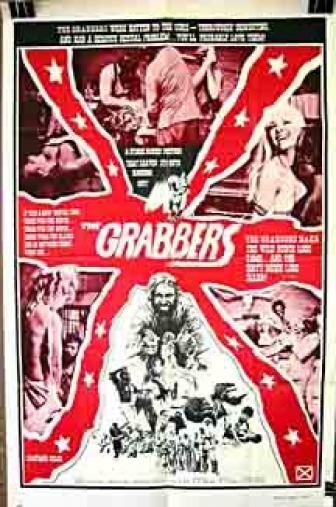 Random Movie Pick - The Scavengers 1969 Poster