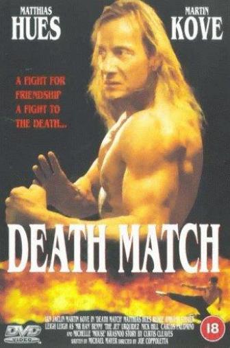 Random Movie Pick - Death Match 1994 Poster