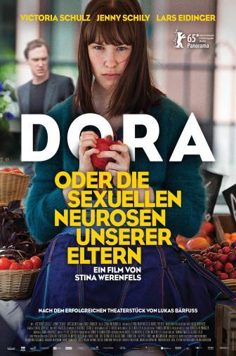 Random Movie Pick - Dora oder Die sexuellen Neurosen unserer Eltern 2015 Poster