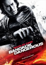 Random Movie Pick - Bangkok Dangerous 2008 Poster