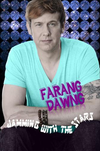 Random Movie Pick - Farang Dawng: Jamming with the Stars 2015 Poster