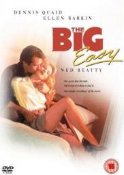 Random Movie Pick - The Big Easy 1986 Poster