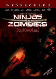 Random Movie Pick - Ninjas vs. Zombies 2008 Poster