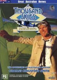 Random Movie Pick - A Thousand Skies 1985 Poster