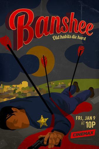 Random Movie Pick - Banshee 2013 Poster
