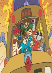 Random Movie Pick - Codename: Kids Next Door 2002 Poster