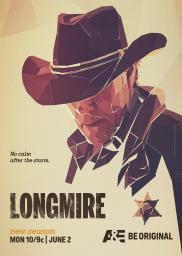 Random Movie Pick - Longmire 2012 Poster
