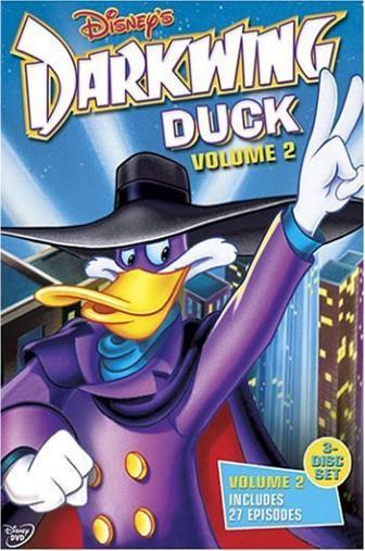 Random Movie Pick - Darkwing Duck 1991 Poster