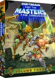 Random Movie Pick - He-Man and the Masters of the Universe 2002 Poster