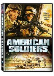 Random Movie Pick - American Soldiers 2005 Poster