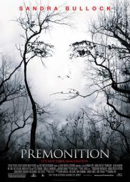 Random Movie Pick - Premonition 2007 Poster