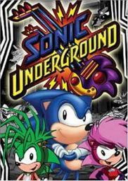 Random Movie Pick - Sonic Underground 1999 Poster