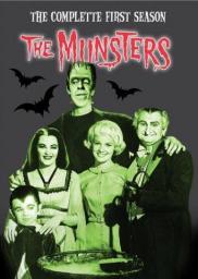 Random Movie Pick - The Munsters 1964 Poster