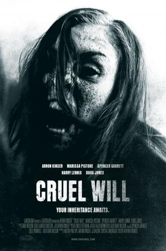 Random Movie Pick - Cruel Will 2011 Poster