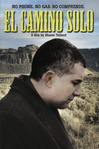 Random Movie Pick - El Camino Solo 2015 Poster