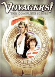 Random Movie Pick - Voyagers! 1982 Poster
