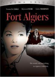 Random Movie Pick - Fort Algiers 1953 Poster