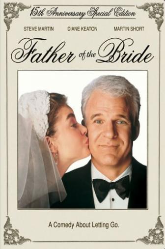 Random Movie Pick - Father of the Bride 1991 Poster