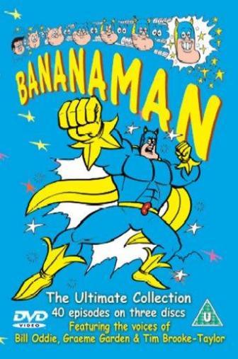 Random Movie Pick - Bananaman 1983 Poster