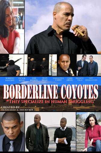Random Movie Pick - Borderline Coyotes 2012 Poster