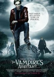 Random Movie Pick - Cirque du Freak: The Vampire's Assistant 2009 Poster